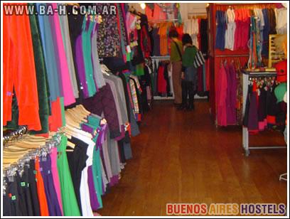 Locales de ropa en Palermo