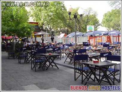 Plaza Serrano, Palermo Soho