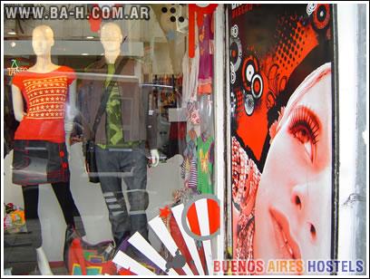 Locales de ropa Palermo Soho