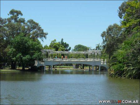 101 cosas sobre Buenos Aires Puente de los Enamorados Palermo