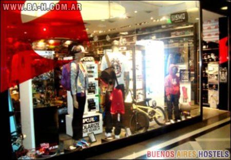 Shopping Alcorta, Buenos Aires, compras en Buenos Aires