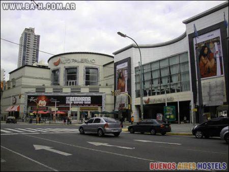 Shopping Alto Palermo, Buenos Aires