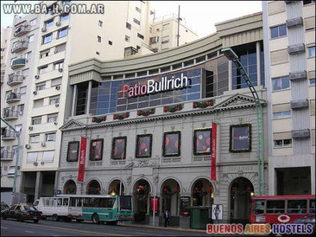 Patio Bullrich Shopping, Buenos Aires