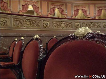 Salón del Teatro Colón