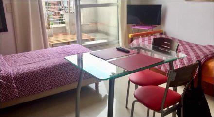 Departamento en alquiler temporario en Buenos Aires: Charcas y Darregueira, Palermo