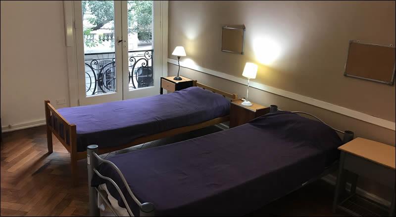 Alojamiento en Buenos Aires: Recoleta Queen Hostel, Recoleta, Buenos Aires