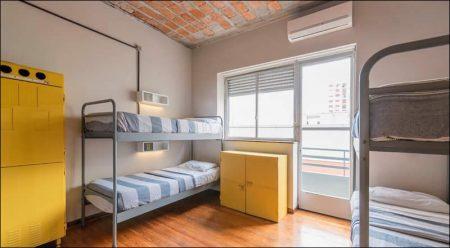 Hostels en Buenos Aires