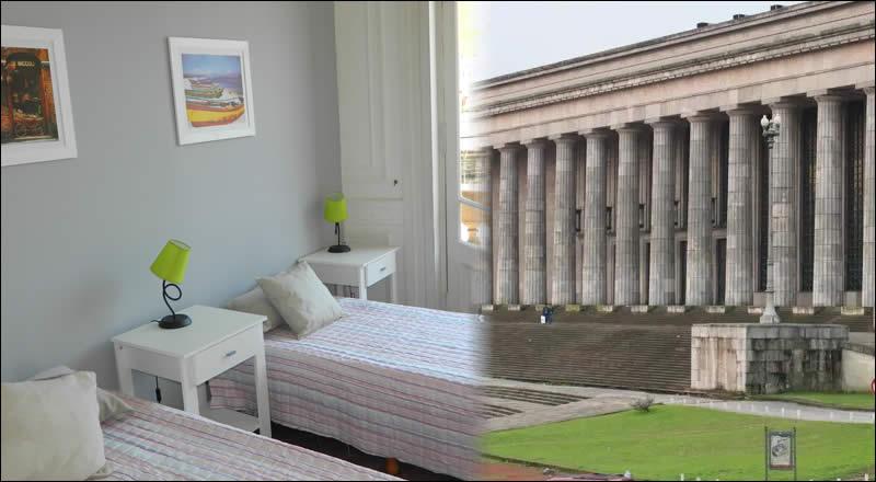 Residencias universitarias cerca de universidades de Buenos Aires