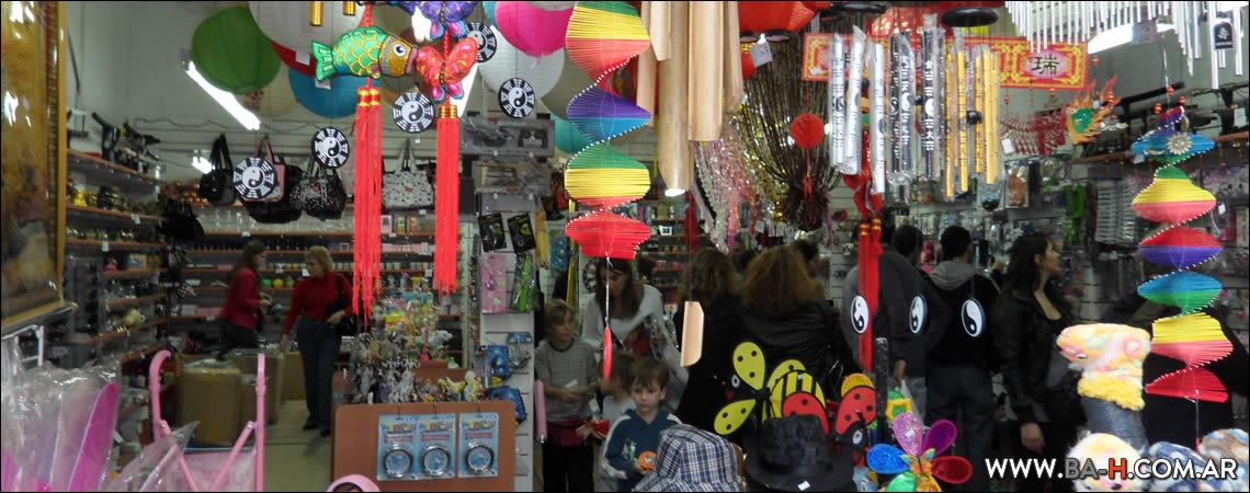 Qué hacer en Mayo en Buenos Aires: Barrio Chino
