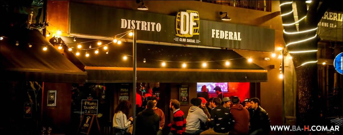 Qué hacer en Mayo en Buenos Aires: Cervezas en Distrito Federal, Palermo