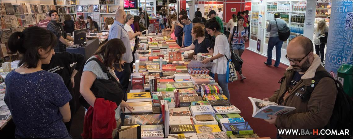 Qué hacer en Mayo en Buenos Aires: Feria del Libro de Buenos Aires