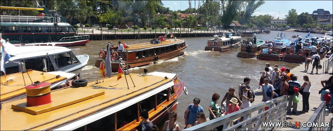 Qué hacer en Mayo en Buenos Aires: visitar Tigre