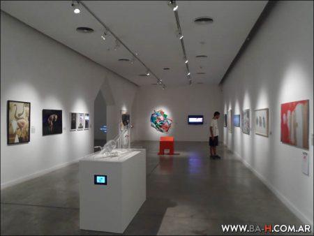 Centro Cultural Recoleta, sala de exposición