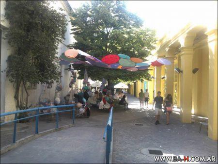 Centro Cultural Recoleta, patio