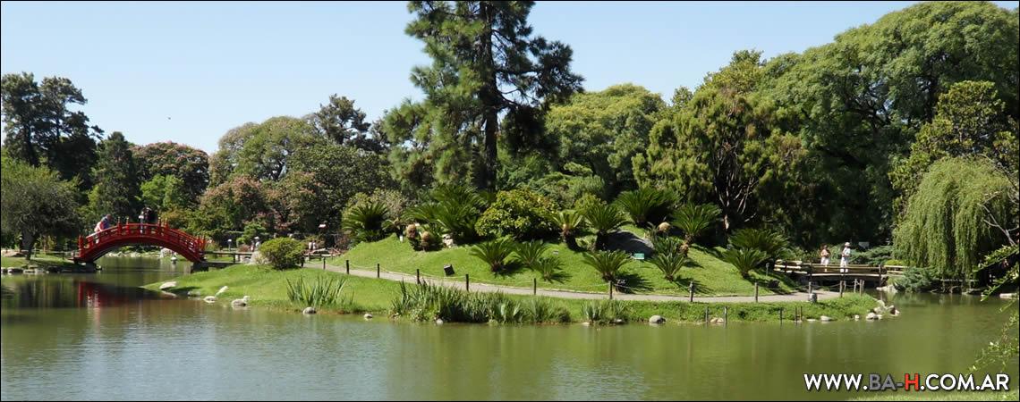 Caminando por Palermo: el magnífico Jardín Japonés