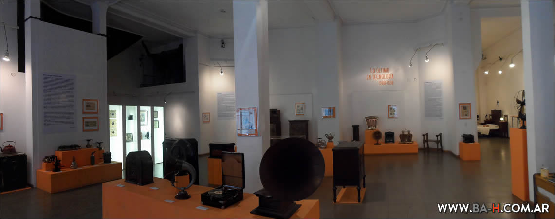 Recorrido a pie por San Telmo: Museo de la Ciudad