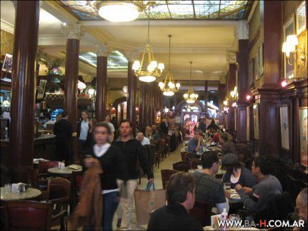 101 cosas sobre Buenos Aires Bares Notables Café Tortoni