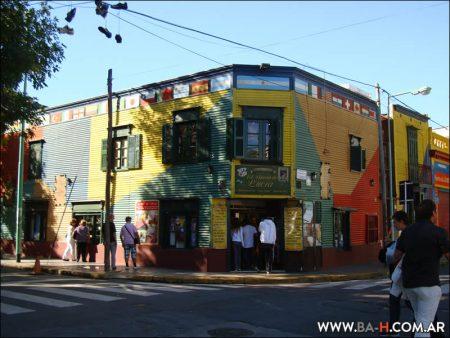 101 cosas sobre Buenos Aires Caminito