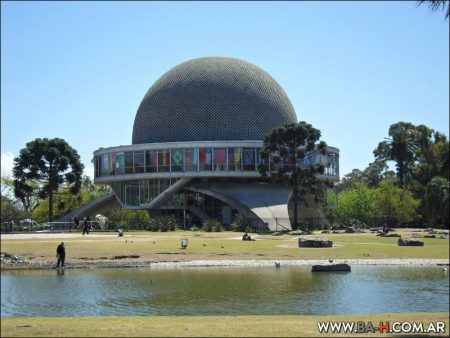 101 cosas sobre Buenos Aires Planetario Galileo Galilei