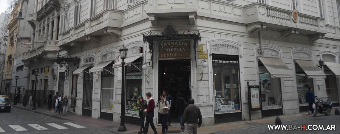 Farmacia De La Estrella, atractivos de Ciudad de Buenos Aires