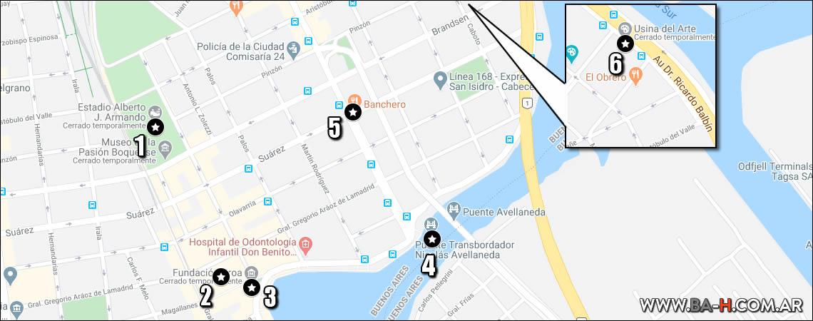 Recorriendo La Boca, paseos para hacer en Buenos Aires