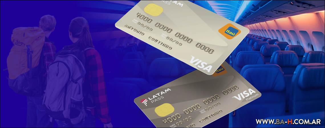 Tarjeta de crédito para acumular millas para viajar