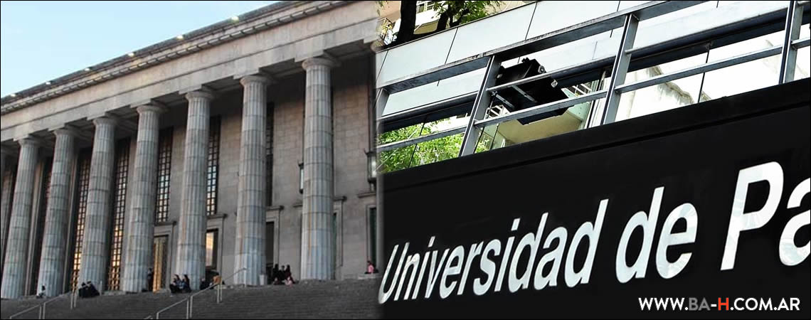 Universidades adónde estudiar en Buenos Aires