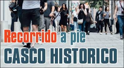 Recorrido a pie por el casco histórico de Buenos Aires