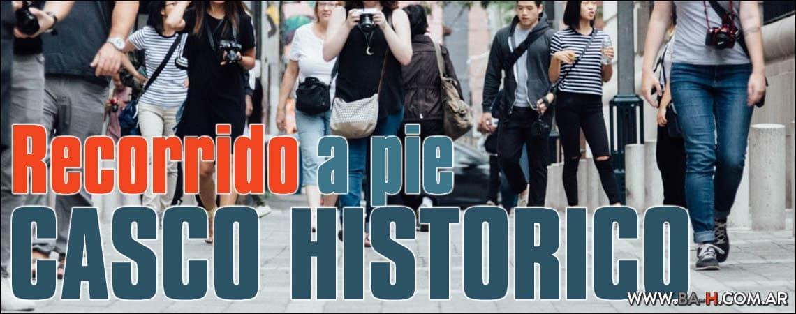 Cómo es el casco histórico de Buenos Aires